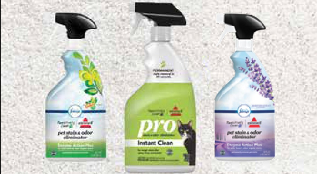 So many cleaners for so many stains. Let BISSELL Pawsitively Clean help you decide which type of cleaner is best for your tough pet stains